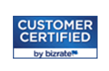 Customer Certified by Bizrate