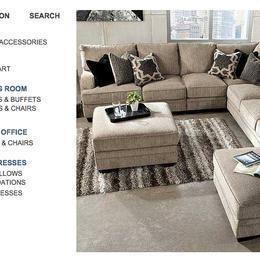 Ashley Furniture Homepage · About Ashley Furniture · Ashley Furniture  Showroom