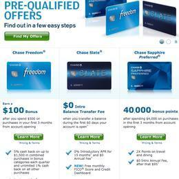 Best chase credit card options for college students