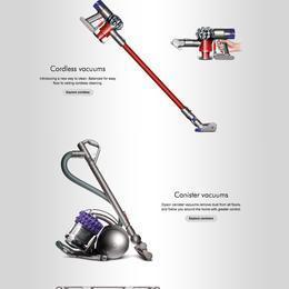 dyson homepage about dyson dyson vacuum product options - Dyson Vacuum Sale