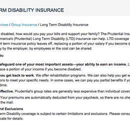 Top 76 Reviews and Complaints about Prudential Disability ...
