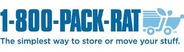 1-800-PACK-RAT logo