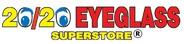 20/20 Eyeglass Superstore logo
