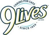 9Lives Cat Food logo