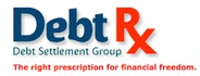 Debt RX logo
