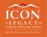 Icon Legacy Custom Modular Homes logo