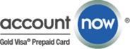 AccountNow Prepaid Card logo