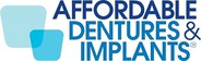 Affordable Dentures logo