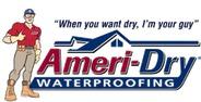 Ameri-Dry Waterproofing logo