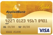Applied Bank Secured Credit Card logo