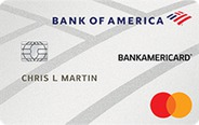 Bank of America Secured Credit Card logo