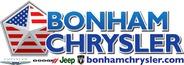 Bonham Chrysler logo