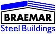 Braemar Steel Buildings logo