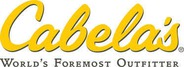 Cabela's World's Foremost Outfitter logo