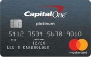 Capital One Secured Credit Card logo