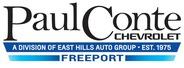 Paul Conte Chevrolet logo