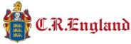 CR England Trucking Company logo