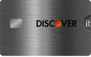 Discover it Secured Credit Card logo