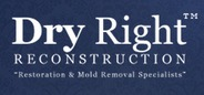 Dry Right Reconstruction logo