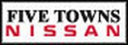 Five Towns Nissan Dealership logo