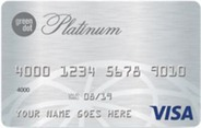 Green Dot Platinum Secured Credit Card logo