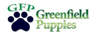 Greenfield Puppies logo
