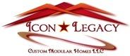 Icon Legacy Custom Modular Homes logo