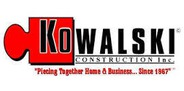 Kowalski Construction logo