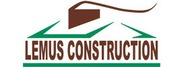 Lemus Construction logo