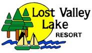 Lost Valley Lake Resort logo