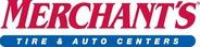 Merchant's Tire & Auto logo