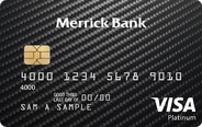 Merrick Bank Secured Credit Card logo