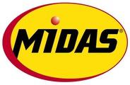 Midas Mufflers logo