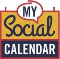 My Social Calendar logo