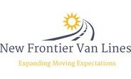 New Frontier Van Lines logo