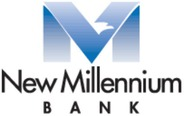 New Millennium Bank logo