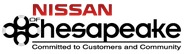 Nissan of Chesapeake logo