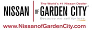Nissan of Garden City logo