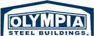 Olympia Steel Buildings logo