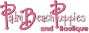 Palm Beach Puppies logo