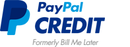 Top 538 Reviews about PayPal Credit
