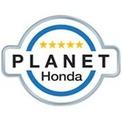 Planet Honda logo