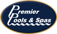 Premier Pools and Spas logo