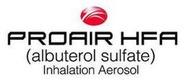 ProAir HFA Inhalers logo