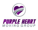 Purple Heart Moving Group logo