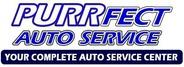 Purrfect Auto Service logo