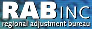 Regional Adjustment Bureau logo