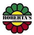 Roberta's Gardens logo