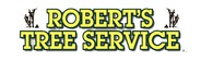 Robert's Tree Service logo