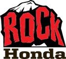 Rock Honda, Fontana, CA logo
